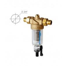 """Фильтр механической очистки BWT Protector Mini C/R 3/4"""" муфтовый (НР/НР), со сливом"""