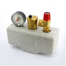 Watts KSG 30/ISO2 Группа безопасности в теплоизоляции 3 бар