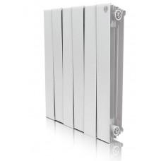 Биметаллический секционный радиатор Royal Thermo PianoForte Bianco Traffico 500x4 секции