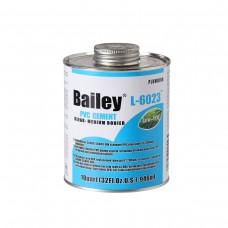 Клей для труб ПВX Bailey L 6023 473 мл