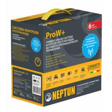 "Система контроля протечки воды Neptun Prow+ 1/2"" на радиоканале"