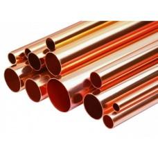 Труба медная SANCO неотожженная 35-1,0 мм (5 м отрезок)