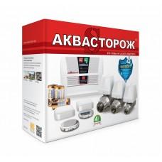 Защита от протечки  воды Система контроля протечки воды Аквасторож Эксперт 2-20