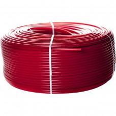 Труба STOUT PEX-A 20Х2,0 для теплого пола, красная